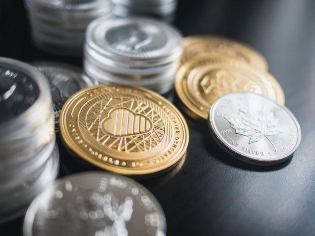 Stříbrné mince jako investice do stříbra